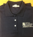AAEES Polo Shirt - Women Medium