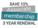 Associate Member 3 Year