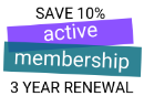 Active Member 3 Year