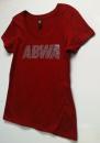 ABWA Bling shirt Large
