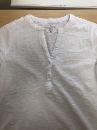 Henley shirt with ABWA logo - medium