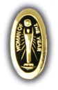 Woman of the Year Lapel Pin