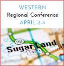 2020 Western Regional Conference - Sugar Land, TX