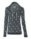 Under the Stars Hooded Sweatshirt - X large