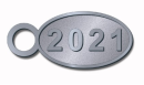 2021 NWLC lapel year tag with chain only