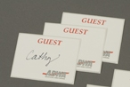 Name Tags - Guest