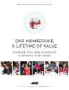 One Membership, A LIfetime of Value - package of 20