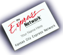 Express Name Badge - Magnetic  - Please allow 3 weeks e-mail list to jmiller@abwa.org