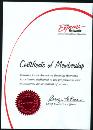 Express Certificate of Membership