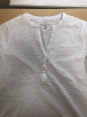 Henley shirt with ABWA logo - Large