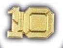 Top Ten Pin