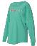 2020 Theme Long Sleeve jersey - Teal - medium