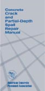 Concrete Crack and Partial-Depth Spall Repair Manual for Airfields (JP003|PDF)