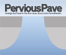 PerviousPave (USB FLASH DRIVE WITH SINGLE USER LICENSE)