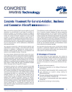 Concrete Pavements for General-Aviation, Business and Commuter Aircraft (IS202|PDF)