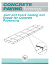 Joint and Crack Sealing and Repair for Concrete Pavements (TB012|PDF)