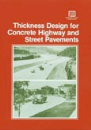 Thickness Design for Concrete Highway and Street Pavements (EB109|PDF)
