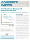 Concrete Pavement Restoration Guide: Procedures for Preserving Concrete Pavements (TB020|PDF)