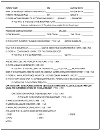 Insurance Verification Form