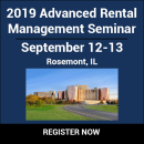 2019 Advanced Rental Management Seminar