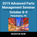 2019 Advanced Parts Management Seminar