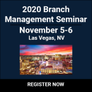 2020 Branch Management Seminar