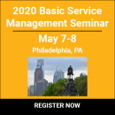 2020 Basic Service Management Seminar