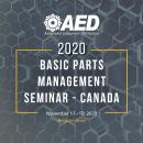 2020 Basic Parts Seminar - Canada