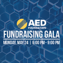 2021 AED Foundation Fundraising Gala