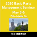 2020 Basic Parts Management Seminar
