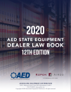 2020 State Equipment Dealer Law Book