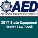 2017 State Equipment Dealer Law Book