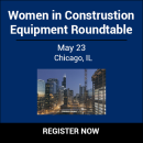 2019 Women in Construction Equipment Roundtable