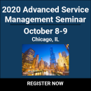 2020 Advanced Service Management Seminar