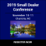 2019 Small Dealer Conference