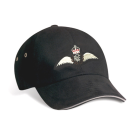 40105 RCAF Embroidered Vintage Eagle Crest Cap