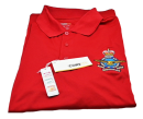 82900 RCAF Polo Shirt - Classic Red