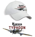 Hawker Typhoon Printed Hat