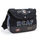 30136 - RCAF CF18 SHOULDER BAG, NAVY