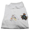 83000 RCAF Polo Shirt - White