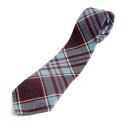 RCAF Tartan Tie Long