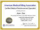 CMRS Renewal Certificate