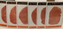 Pork Official Color and Marbling Quality Standards