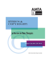 E-Course: Ethics & Copyright, An Overview for Music Therapists