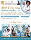 2022 Black History Kit - Black Heath & Wellness - 3 posters and 1 BHB