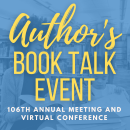 2021 Registration for Author's Book Talk Event