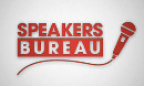 speakers bureau $1000 increments