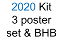 2020 Black History Kit (3 Posters and BHB) African Americans and the Vote
