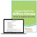 Obesity Medicine Office Forms Bundle