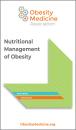 Nutritional Management of Obesity Pocket Guidelines